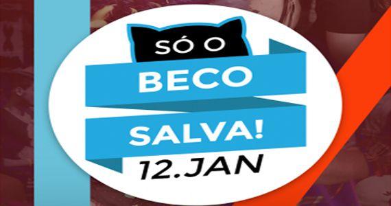 Só o Beco Salva as suas quintas com Indie Rock, Pop e Indie Pop no Beco 203 Eventos BaresSP 570x300 imagem