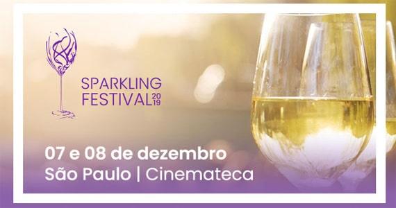 Sparkling Festival apresenta os espumantes e vinhos de verão na Cinemateca de São Paulo Eventos BaresSP 570x300 imagem