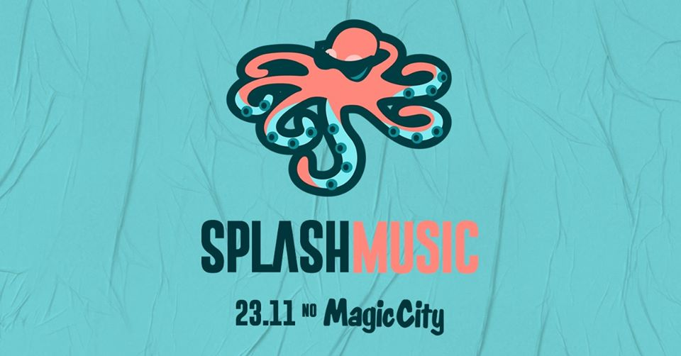 Splash Music convida Alok, Cat Dealers, JetLag, Vitor Kley e mais