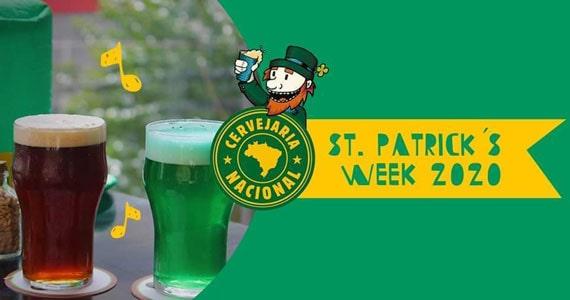 Cervejaria Nacional realiza três dias de St. Patrick's Eventos BaresSP 570x300 imagem