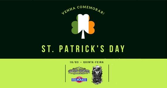 Promoções de cervejas, chope e porções no St. Patricks do Kia Ora Eventos BaresSP 570x300 imagem