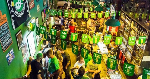 St Patricks Week 2017 com apresentação de gaita de foles e show da banda Stray Roosters no Goodfellas Bar Eventos BaresSP 570x300 imagem