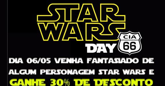 CIA 66 entra no Star Wars Day e oferece promoções para os fãs da saga Eventos BaresSP 570x300 imagem