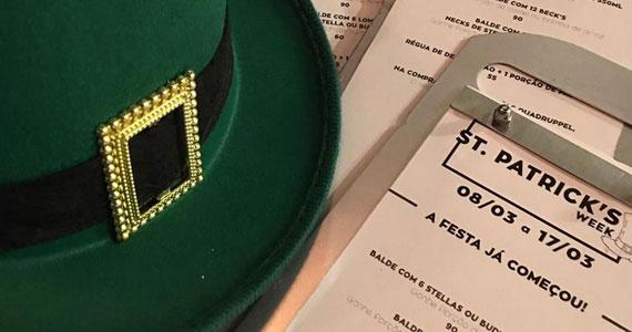 Bardassê comemora o St. Patrick's Week com Almoço Especial Eventos BaresSP 570x300 imagem
