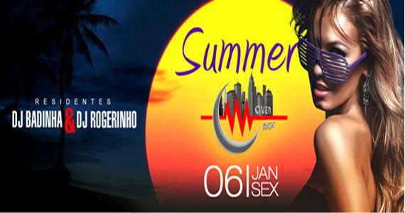 Overnight Summer com os agitos dos Dj Rogerinho e Badinha fazendo todo mundo se jogar na pista Eventos BaresSP 570x300 imagem