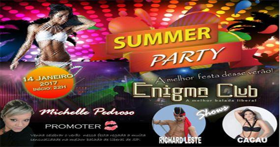 Summer Party festa da promoter Michele Pedroso no Enigma Club Eventos BaresSP 570x300 imagem