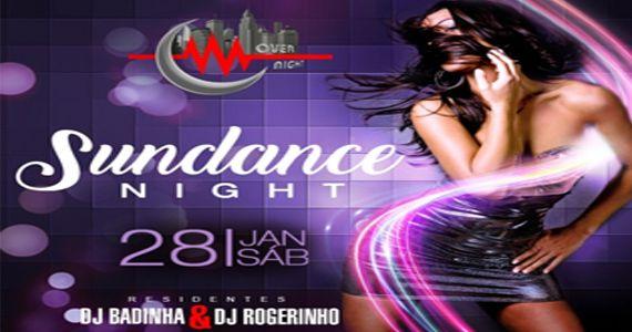 Sundance Night com os Djs Rogerinho e Badinha na Over Night Eventos BaresSP 570x300 imagem