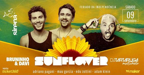 SunFlower com Bruninho & Davi e Dj Tartaruga agitam o Sirena Maresias Eventos BaresSP 570x300 imagem