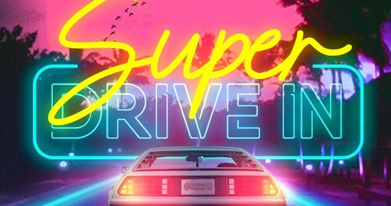 Com stand up de Gui Santana e novos filmes, Super Drive in traz entretenimento para o ABC  Eventos BaresSP 570x300 imagem