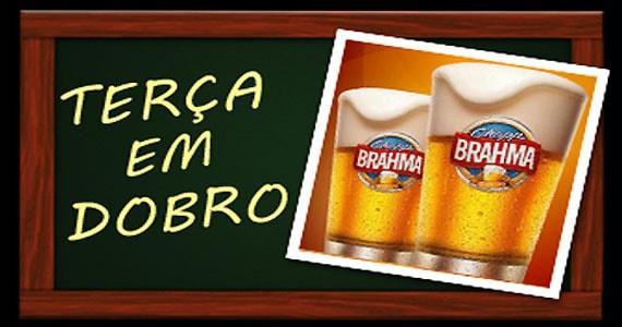 Terça-feira é dia de happy hour com Double Chopp no Bar Quitandinha Eventos BaresSP 570x300 imagem