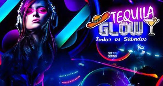 Sábado a noite será regada de muito tequila com Tequila Glow no Caribbean Disco Club Eventos BaresSP 570x300 imagem