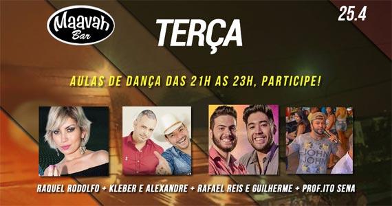 Terça-feira é dia de Sertanejo & Modão com Jonas Sanches, Fabio Menezes e Ttutty & Lázaro no Maavah Bar Eventos BaresSP 570x300 imagem