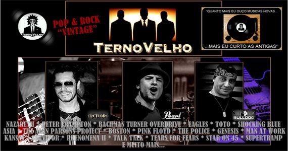 O melhor do pop & rock vintage com a banda Terno Velho com Betto Luck no Duboiê Bar Eventos BaresSP 570x300 imagem