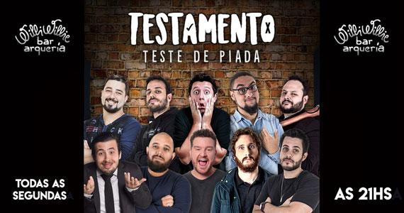 Testamento - Comédia Stand Up agita noite no Willi Willie Eventos BaresSP 570x300 imagem