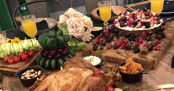 Hilton São Paulo Morumbi promove comemoração para o Thanksgiving Eventos BaresSP 570x300 imagem