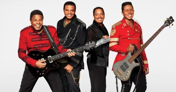 The Jacksons realiza apresentação única no Espaço das Américas
