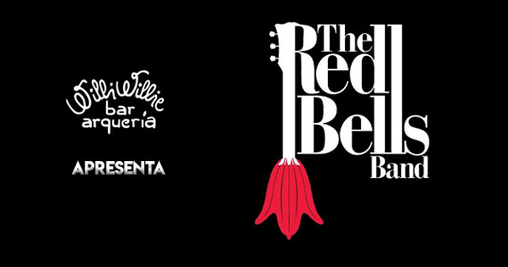 The Red Bells Band agita a noite do público do Willi Willie Eventos BaresSP 570x300 imagem