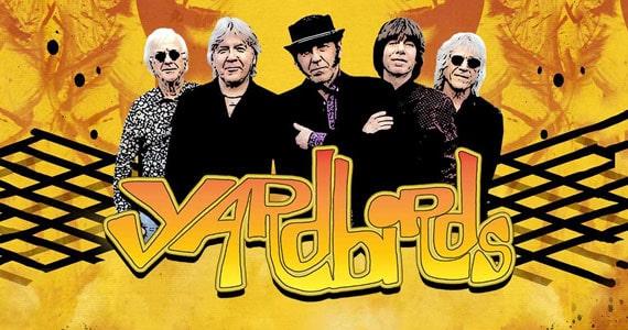 The Yardbirds chegam ao Tom Brasil pela primeira vez Eventos BaresSP 570x300 imagem