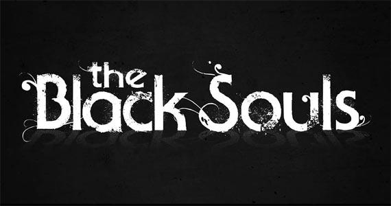 O Malleys recebe os agitos de The Black Souls com pop rock Eventos BaresSP 570x300 imagem