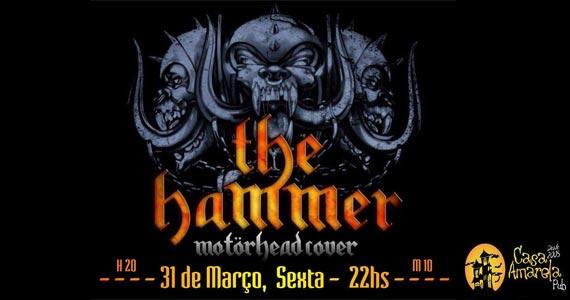 The Hammer invade Osasco pela primeira vez e toca na Casa Amarela Pub Eventos BaresSP 570x300 imagem