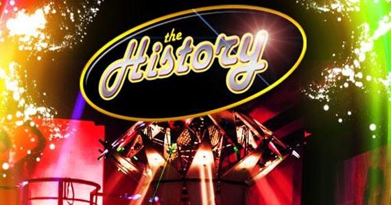 Sábado é dia de curtir a noite no The History com os hits dos anos 70, 80 e 90 Eventos BaresSP 570x300 imagem