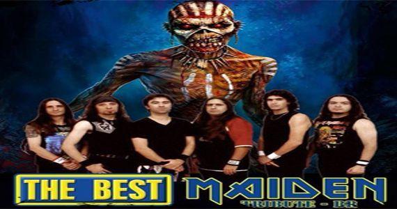 The Best Maiden Tribute Br faz um verdadeiro tributo à maior banda de heavy metal Iron Maiden no The Wall Café Eventos BaresSP 570x300 imagem