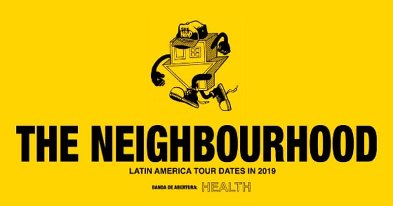 Shows da banda Neighbourhood no Tom Brasil  Eventos BaresSP 570x300 imagem
