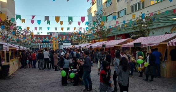 3° Festa Junina no The Square Granja Vianna traz shows, brincadeiras e comidas típicas Eventos BaresSP 570x300 imagem