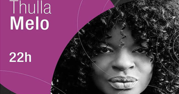 Cantora Thulla Melo embala o palco do Piratininga Bar com muita música Eventos BaresSP 570x300 imagem