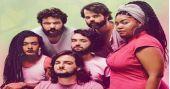 Auditório Ibirapuera recebe o lançamento do primeiro disco da banda Liniker e Caramelows