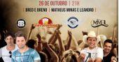 Quartaneja do Bar Brahma Aeroclube está de volta com Matheus Minas e Leandro