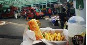 Confraria Vitória Régia promove festival com food trucks, shows e papai noel no Campo de Marte BaresSP