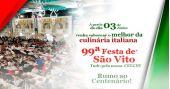 99ª Festa de São Vito acontece até julho na região do Brás BaresSP