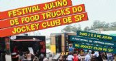 Festival Julino de Food Trucks no Jockey Club de S�o Paulo BaresSP