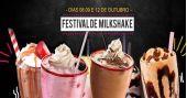 1º Festival de Milkshake com entrada gratuita no Memorial da América Latina BaresSP