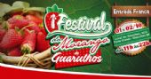 1º Festival do Morango de Guarulhos com delícias gastronômicas no cardápio BaresSP