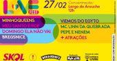 Agenda de eventos Love Fest com 8 blocos de carnaval, show de Pepe & Nenem, MC Linn da Quebrada e casamento gay durante a folia na Praça da República /eventos/fotos2/thumbs/Love_Fest.jpg BaresSP