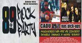 Banda Gullivera e DJ Cadu comandam a noite com muito rock no palco do Republic Pub