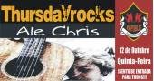 Coberturas BaresSP Ale Chris comanda a noite com pop rock no Republic Pub