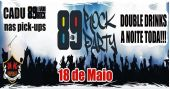 Banda Os Quase Nada e DJ Cadu com pop rock no Republic Pub