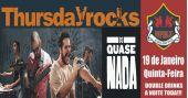 Banda Os Quase Nada se apresentam com pop rock no Republic Pub