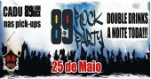 Banda Vih comanda a 89 Rock Party no Republic Pub