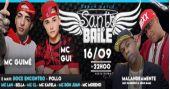 Santo Baile com MC Guimê, MC Gui e MCs Nandinho e Nego Bam na Audio BaresSP