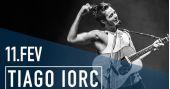Tiago Iorc faz show de lançamento do DVD