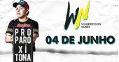 Humorista Whindersson Nunes apresenta seu stand-up no Espaço das Américas