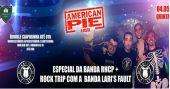 Especial Red Hot Chilli Peppers no Dunluce Pub animando a American Pie - A Festa