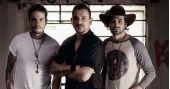 Auditório Ibirapuera recebe a Banda Folk na Kombi para a gravação do seu segundo DVD
