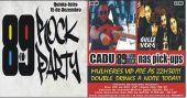 Banda Gullivera comanda a noite Rock Party com o Dj Cadu no Republic Pub