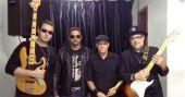 O rock da banda Quadro Negro vai invadir o palco do Ton ton Jazz & Music Bar