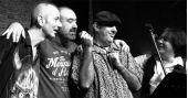 Banda Vibes & Stuff comandam a noite com pop rock no Memphis Rock Bar